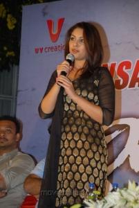 Latest Richa Gangopadhyay Photos at Mirchi Success Meet