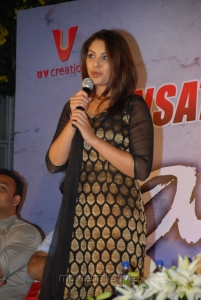 Richa Gangopadhyay Hot Photos at Black Salwar Kameez
