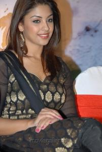 Actress Richa Gangopadhyay Hot Photos in Black Silk Churidhar