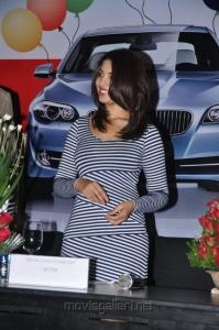 Richa Gangopadhyay at Prajay Megapolis Lucky Draw