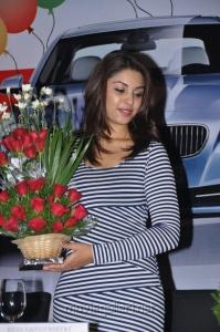Richa Gangopadhyay Latest Pics at BMW Bumper Draw