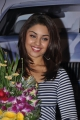 Richa Gangopadhyay Latest Pics at BMW Bumper Draw