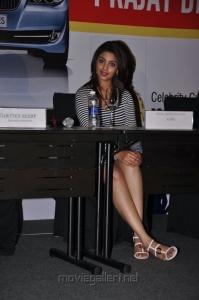 Richa Gangopadhyay at Prajay Megapolis BMW Bumper Draw