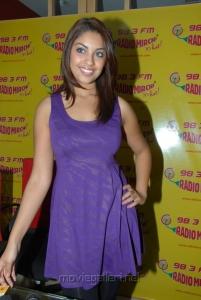 Richa Gangopadhyay Hot in Sleeveless Dress at Sir Vacharu Music Release