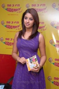 Richa Gangopadhyay Hot in Sleeveless Dress at Sarocharu Music Release