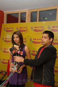 Actress Richa Gangopadhyay Latest Hot Pics at Radio Mirchi Studio, Hyderabad