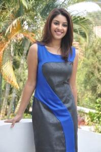 Beautiful Actress Richa Gangopadhyay Hot Photos in Sleeveless Dress