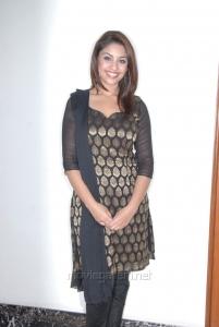 Richa Gangopadhyay New Pictures in Banarasi Salwar Kameez