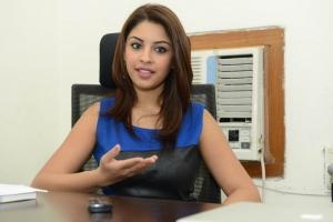 Actress Richa Gangopadhyay Speaks about Mirchi Movie