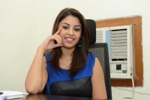 Actress Richa Gangopadhyay Interview Photos
