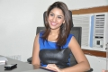 Actress Richa Gangopadhyay in Blue Dress Photos