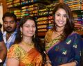 Richa Gangopadhyay launches Ravi Teja Textiles Photos