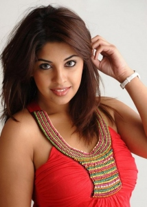 Richa Gangopadhyay New Hot Photos Gallery in Red Dress