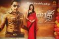 Richa Gangopadhyay Hot Saree Stills