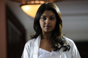 Osthi Richa Gangopadhyay Hot White Dress Wallpapers