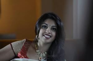 Osthi Heroine Richa Gangopadhyay Saree Wallpapers