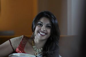 Osthi Actress Richa Gangopadhyay in Saree Wallpapers