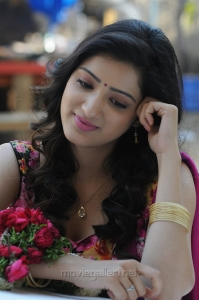 Actress Richa Panai Stills in Rakshaka Bhatudu Movie