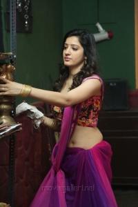 Actress Richa Panai Hot Stills in Rakshaka Bhatudu Movie