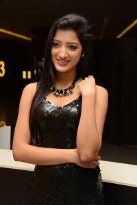 Telugu Actress Richa Panai Images in Black Dress
