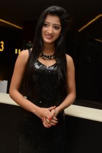 Actress Richa Panai in Black Dress Images