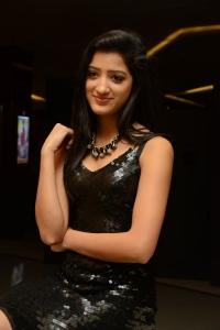 Actress Richa Panai Black Dress Stills