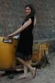 Rakshaka Bhatudu Movie Actress Richa Panai in Black Dress Photos