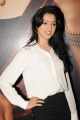 Richa Panai Black & White Dress Photos @ Promotion of Action 3D Movie