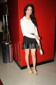 Richa Panai Latest Photos in White Shirt & Black Skirt Dress