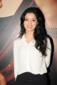 Richa Panai Black & White Dress Pics @ Promotion of Action 3D Movie