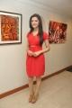 Richa Panai Hot in Red Dress Photoshoot Stills