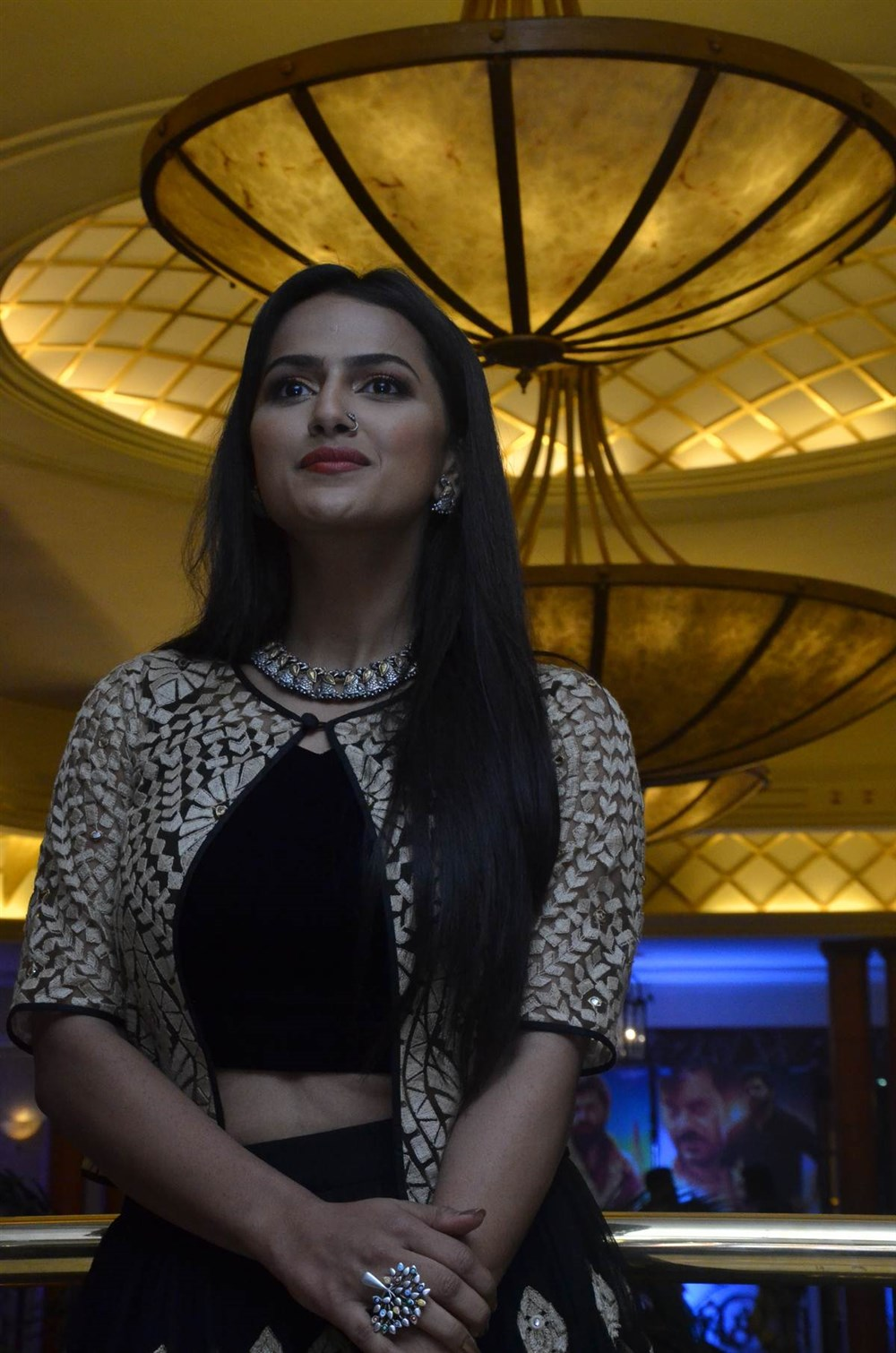 Actress Shraddha Srinath @ Richie Audio Launch Stills