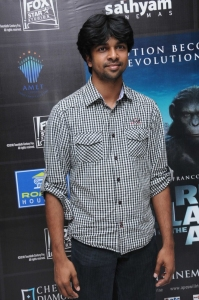 Rise Of The Planet Of The Apes Premiere Show