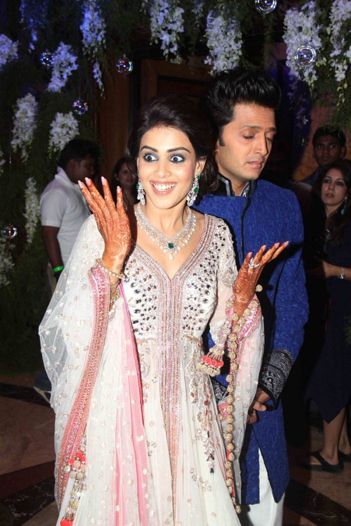 Ritesh deshmukh and genelia d'souza marriage video full movie