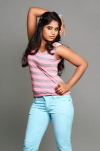 Tamil Actress Rithika Spicy Hot Photoshoot Stills