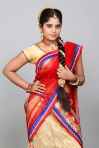 Tamil Heroine Rithika Photoshoot Stills