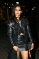 Actress Ritika Singh Images in Black Leather Jacket