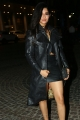 Actress Ritika Singh Latest Images in Black Leather Jacket