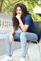 Actress Ritika Singh Pics @ Sivalinga Interview