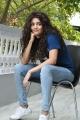 Actress Ritika Singh Pics @ Shivalinga Interview