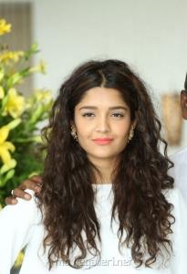 Actress Ritika Singh Stills @ Sivalinga Pre Release