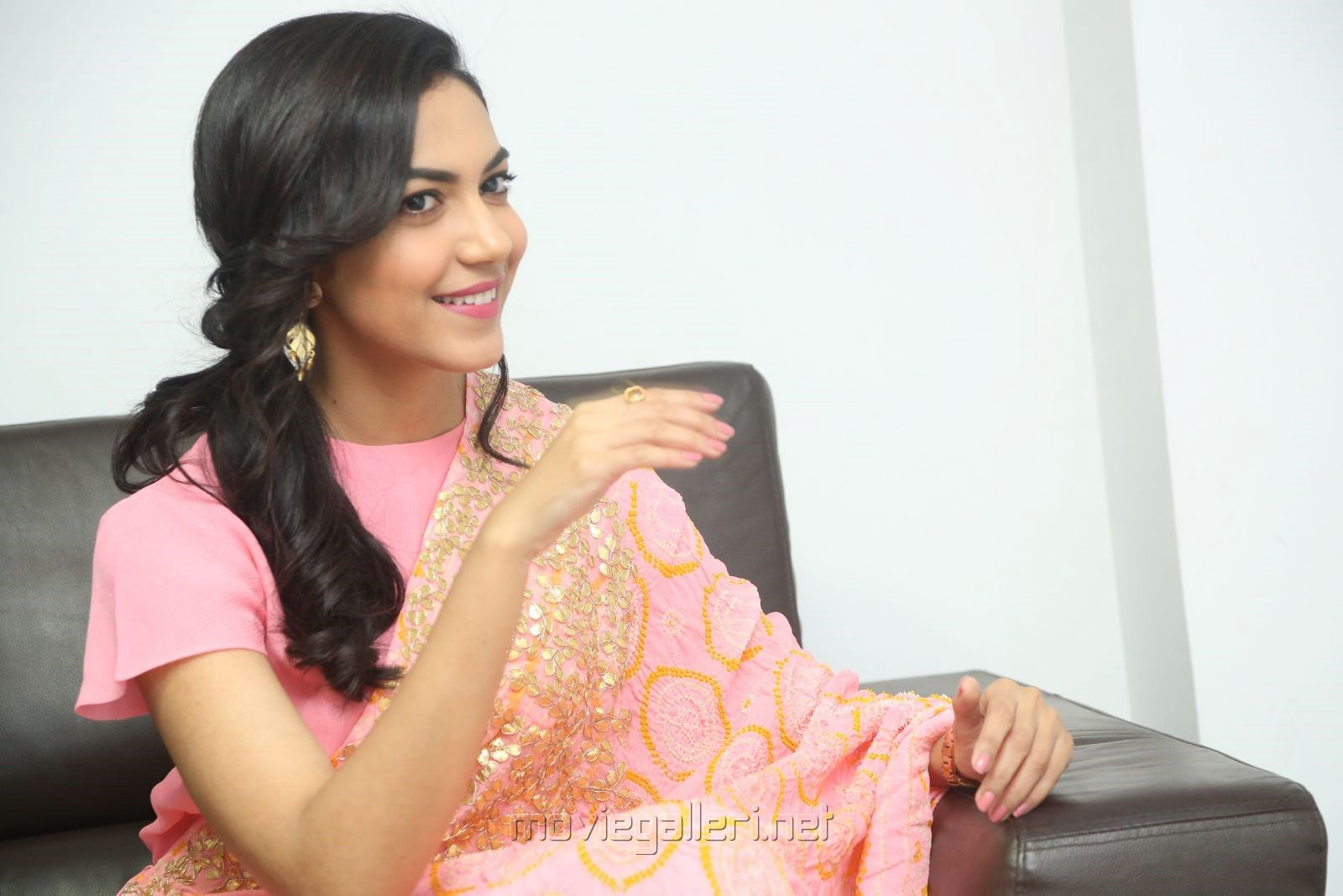 Keshava Movie Actress Ritu Varma Interview Photos