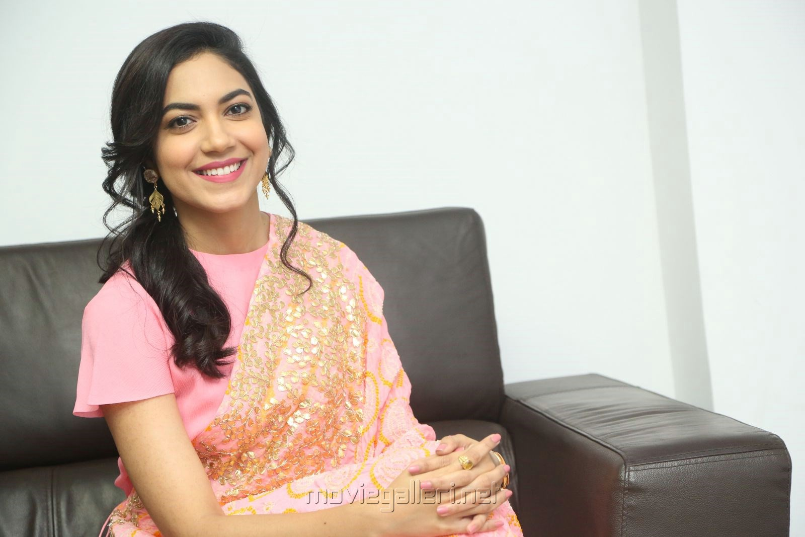 Keshava Movie Actress Ritu Varma Interview Photos