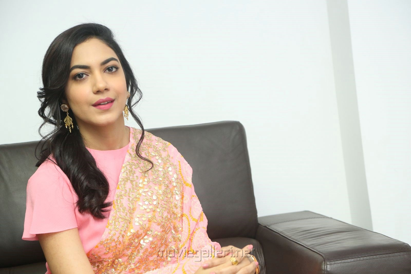 Actress Ritu Varma Photos @ Keshava Movie Interview