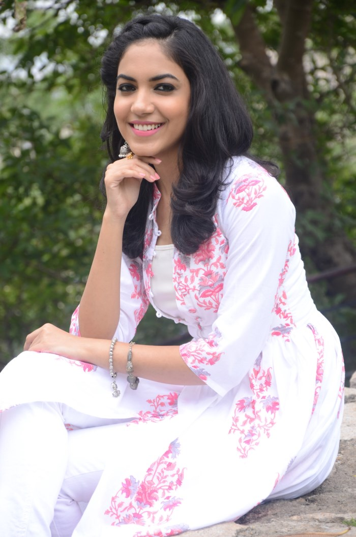 Actress Ritu Varma Photos @ Pelli Choopulu Press Meet