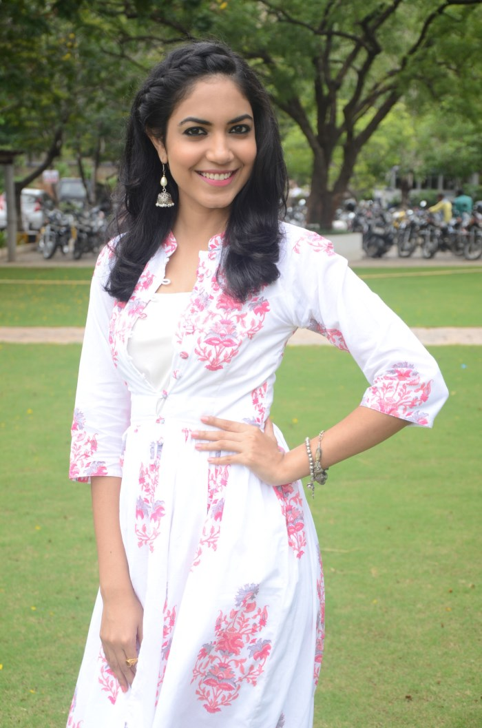 Actress Ritu Varma Photos @ Pelli Chupulu Press Meet