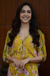 Actress Ritu Varma Latest Stills @ Tuck Jagadish Movie Interview