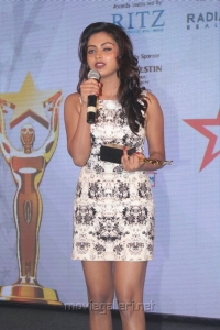 Actress Amala Paul @ Audi RITZ Icon Awards 2013 Event Photos