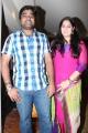 Actor Shiva with wife Priya at Ritz Magazine 9th Anniversary Photos