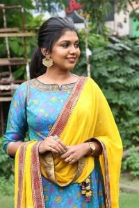 Actress Riythvika New Photos @ Irandam Ulaga Porin Kadaisi Gundu Audio Launch